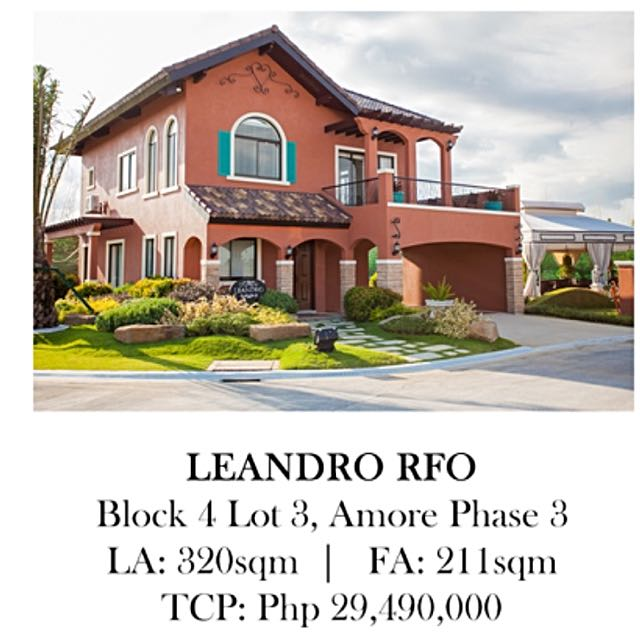 Leandro (Ready For Occupancy)
