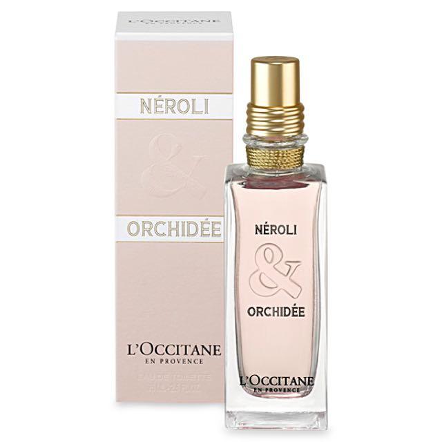 L'Occitane Neroli & Orchidee Fragrance