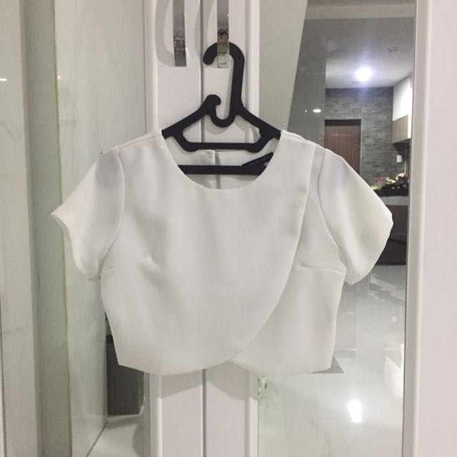 Look Boutique Store White Top