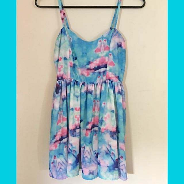Lucy In The Sky Dress Size 8