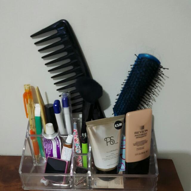 Make Up/ Brush Organizer