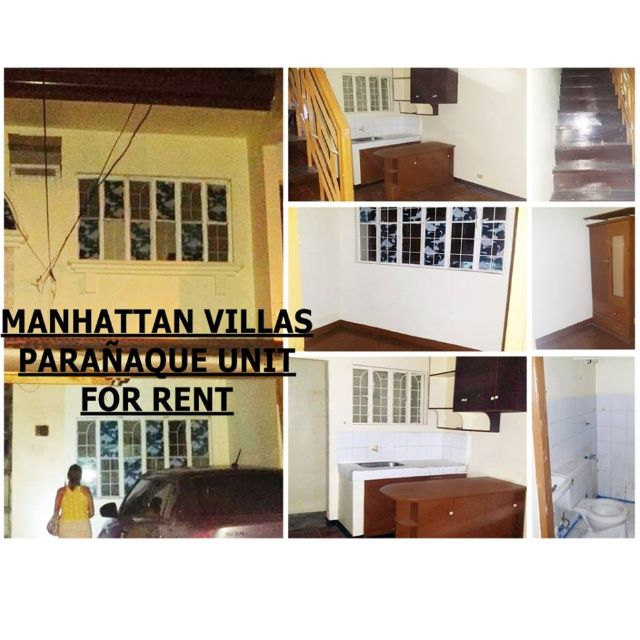 House Apartment For Rent Paranaque