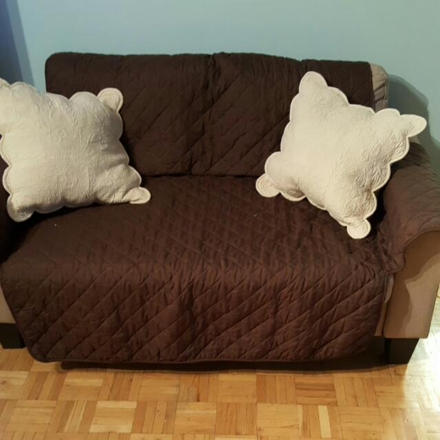 Mint Condition Two Seat Couch