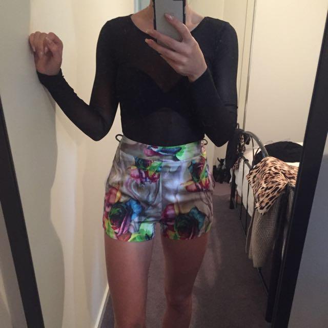 Mossman Shorts