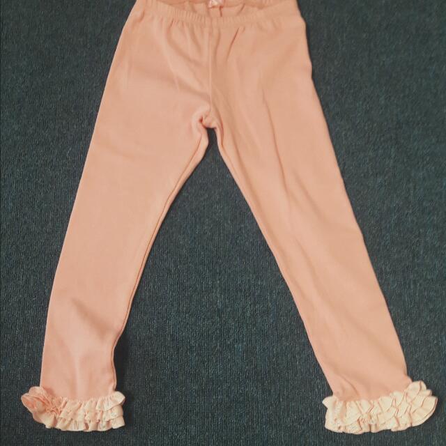 New Celana Legging Anak Cewek