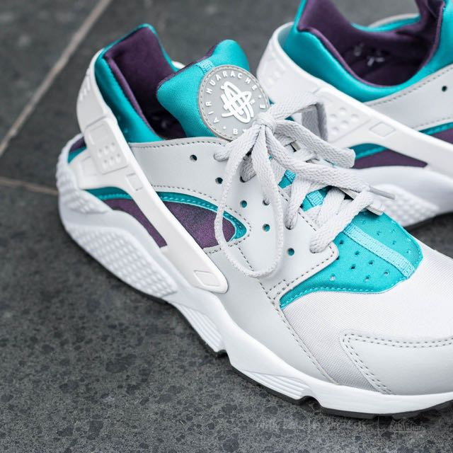 789f166e4e72 Nike Huarache Aquatone Wolf Grey Unisex