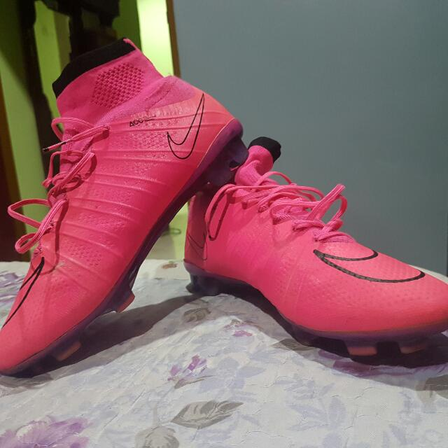 uk availability 23a0c 869a3 Nike Mercurial Superfly 4 Pink