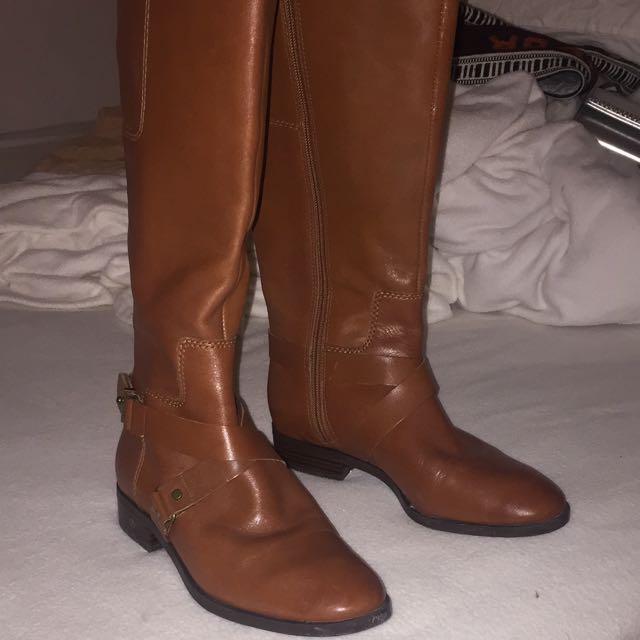 Nine West Boots 6M