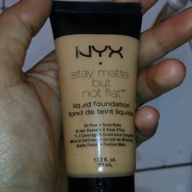 Nxy Liquid Foundation