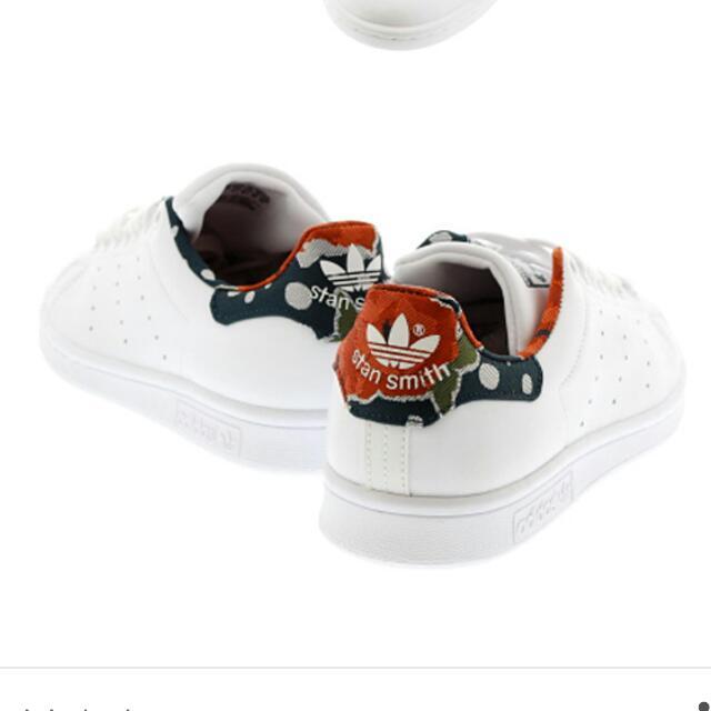 44e963a072c1d Original Adidas stan Smith Floral Sneaker Size 37