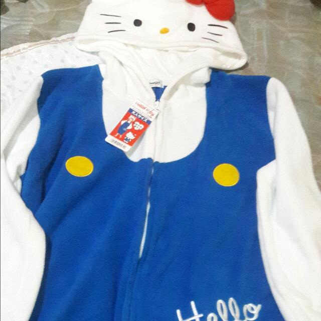 Original Sanrio Hello Kitty Onesie