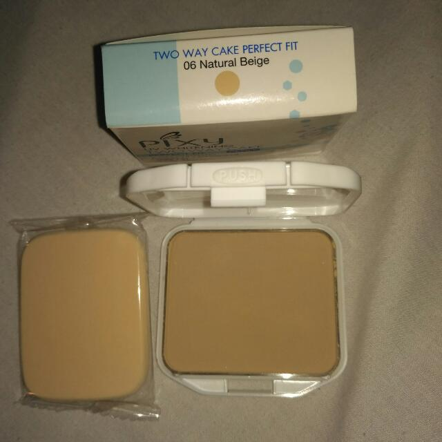 Pixy Uv Whitening Two Way Cake Reffil