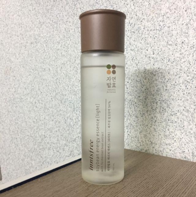 (PL) Innisfree Soybean Energy Essence (Light)