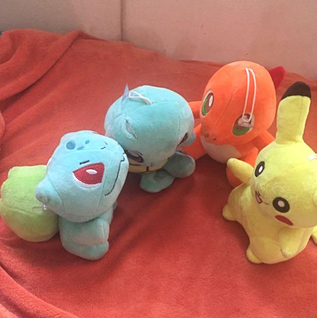 POKEMON Stuffed Toys