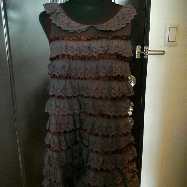 Preloved Sheer Dress