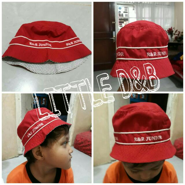 Preloved Topi Gunung
