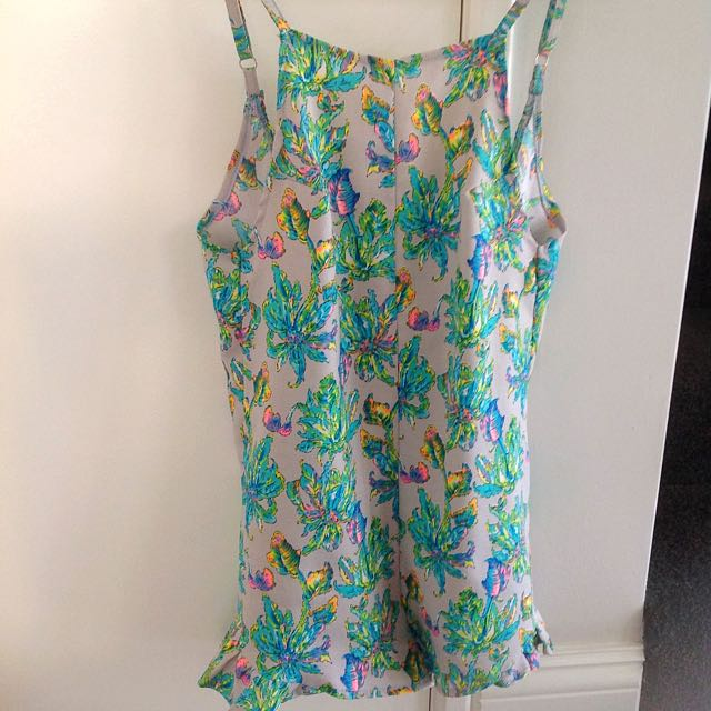REDUCED Princess Polly Playsuit