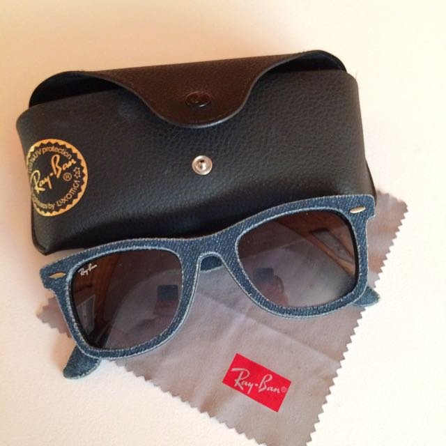 Ray Ban Glasses - Limited Addition