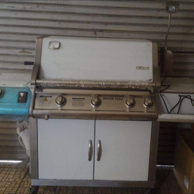 Rinnai Barbecue Grill
