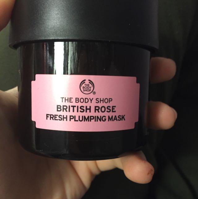 Rose Firming Mask