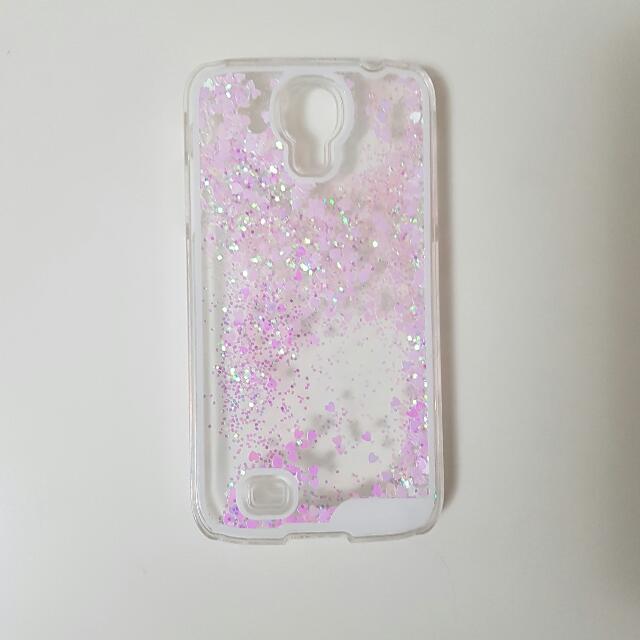 Samsung Galaxy S4 Glitter Waterfall Case