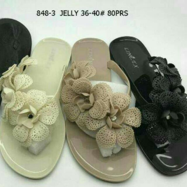 Sandal Bunga New