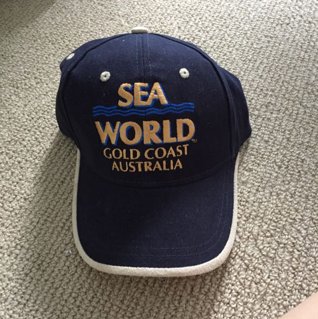Sea World Hat New With Tags