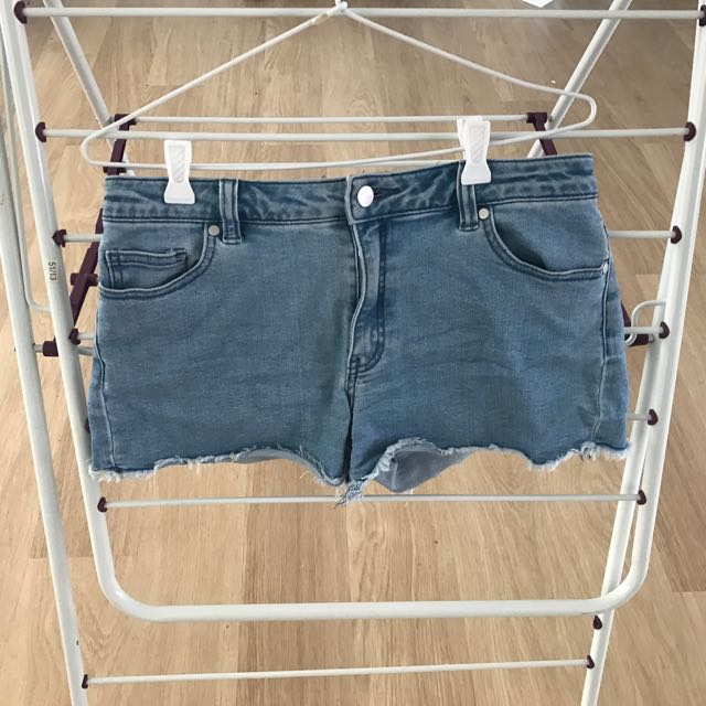 Seed Denim Shorts Size 12