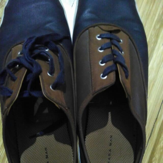 Sepatu Cowo Zara Man 44