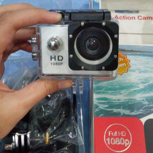 Sports Cam/ Action camera