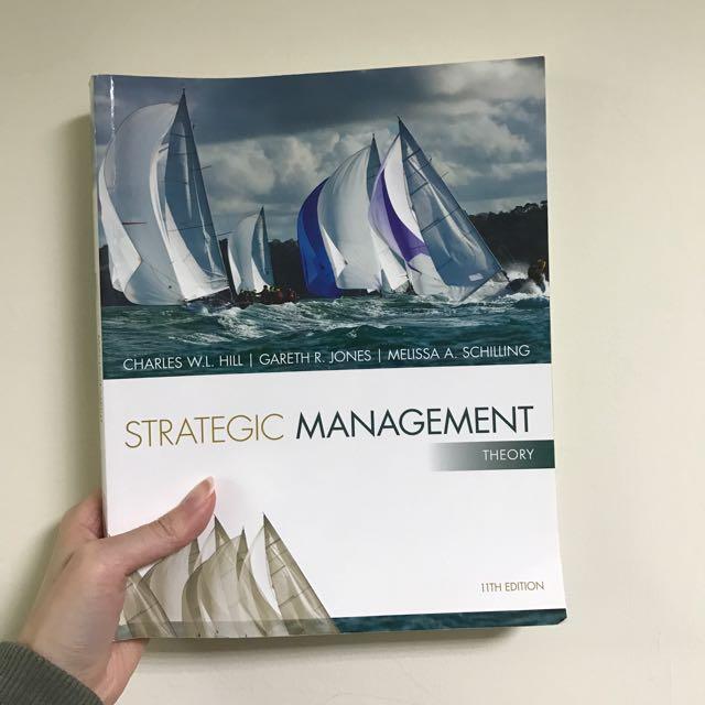 Strategic Management 策略管理