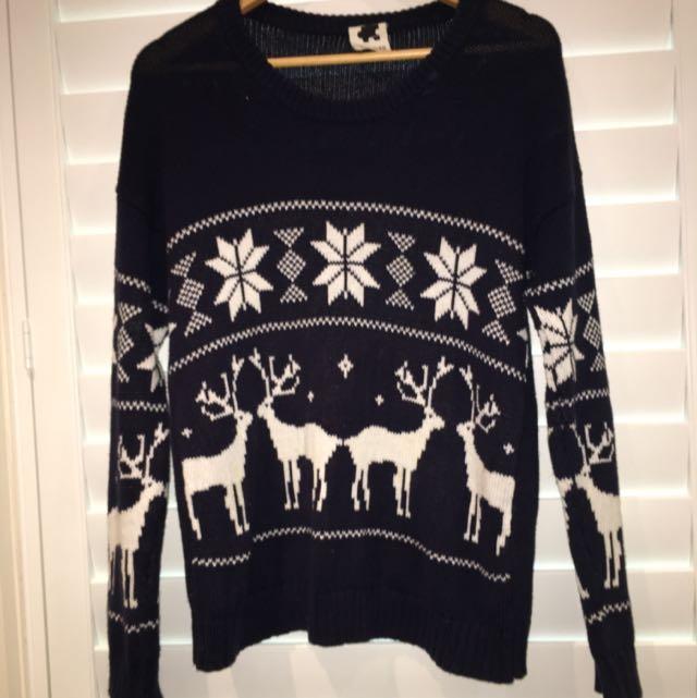 SUBTITLED Sweater