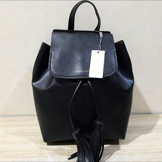 Tas Charles and Keith BACKPACK