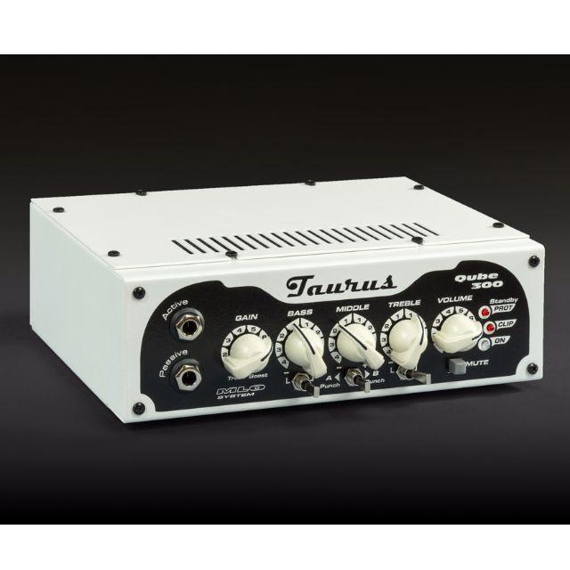 TAURUS Qube-300 (BASS Head Amp)