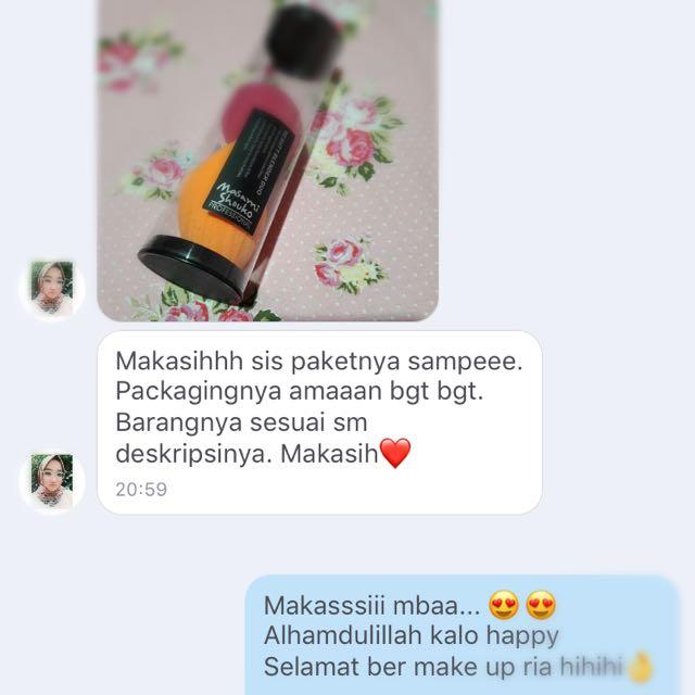 Testimoni Beauty Blender