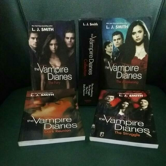 The Vampire Diaries Collection