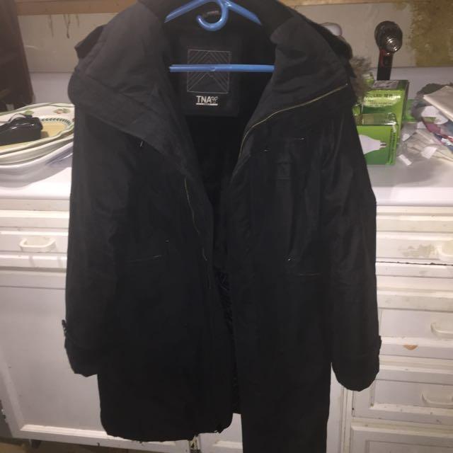 TNA Size Small Winter Coat