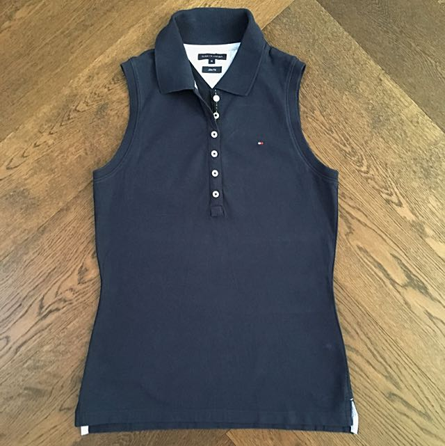 Tommy Hilfiger Sleeveless Tee Tshirt