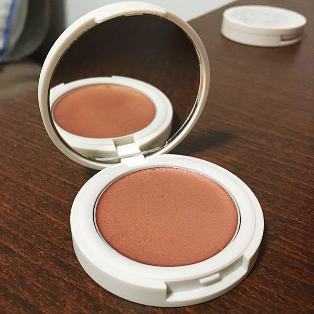 Topshop Metallic Cream Blush - Pulse