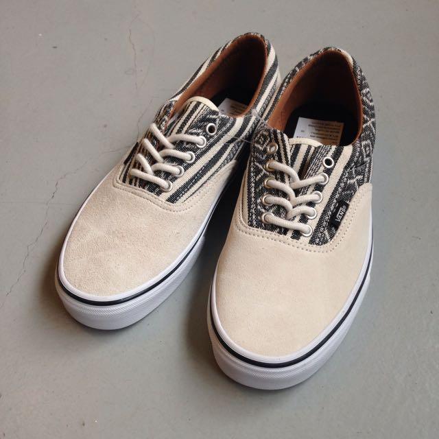 Vans Era Cancun Classic White Sample Shoe d61e41f377