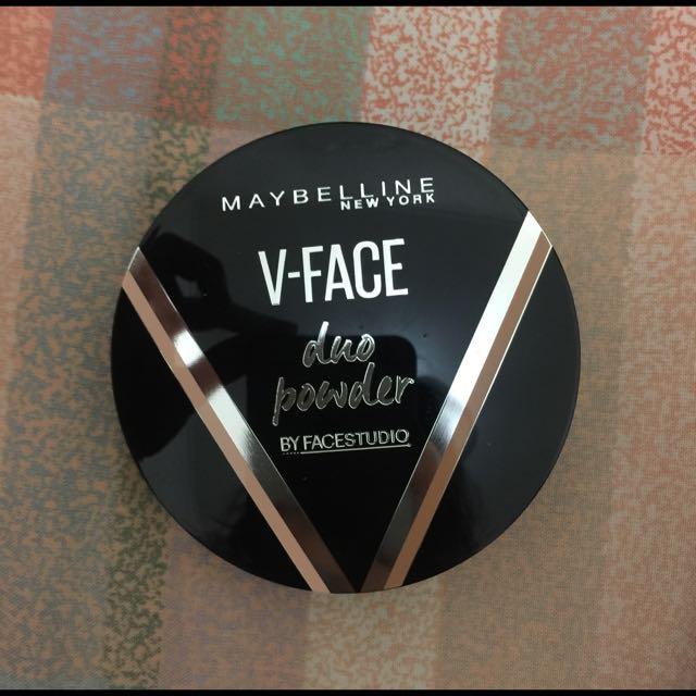 V-Face duo Powder Bronzer & Highlight