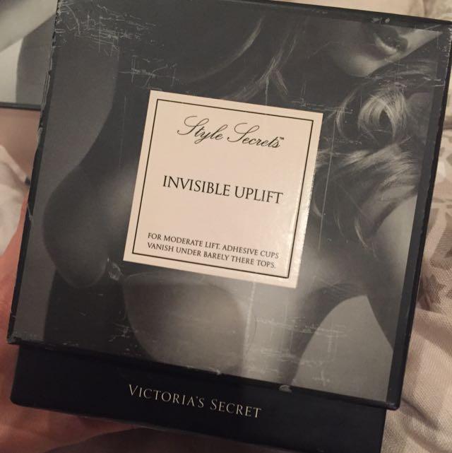 Victoria's Secret Invisible Uplift Bra, Size C.