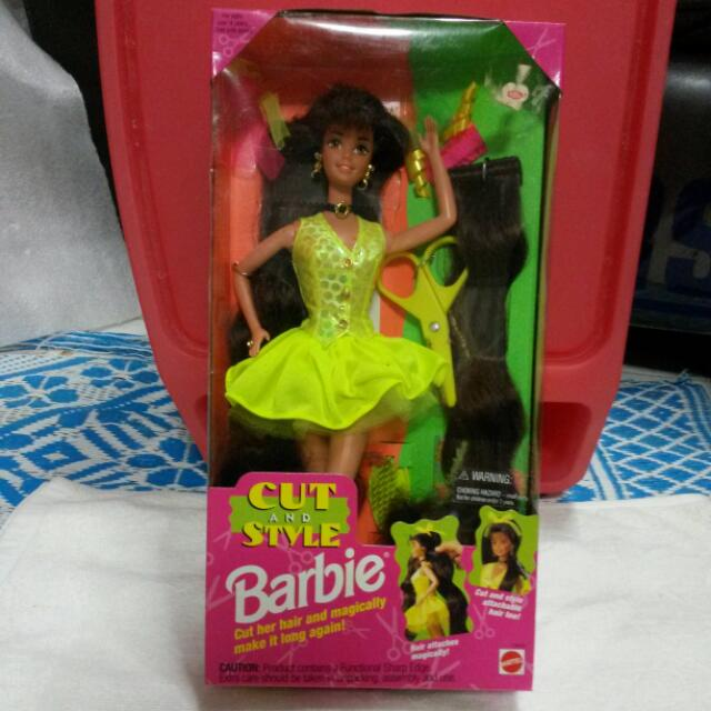 Barbie Cut And Style The Best Style In 2018