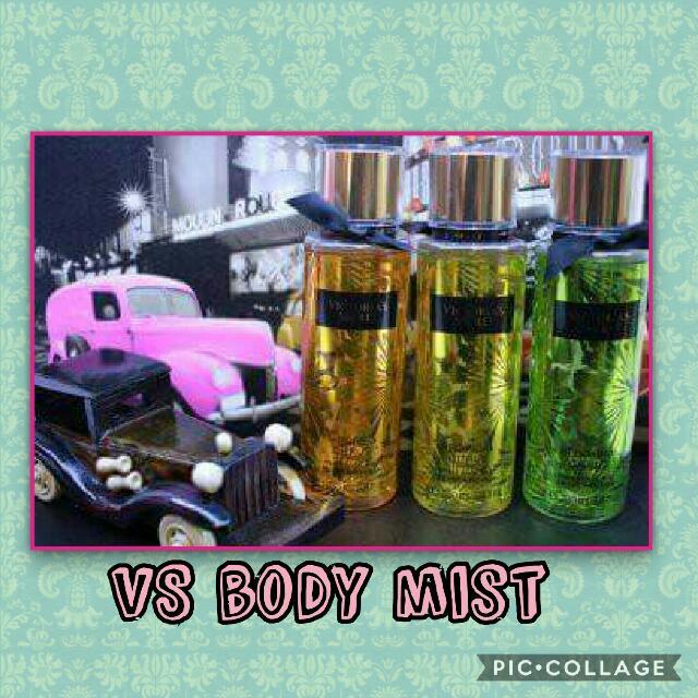VS Body Mist