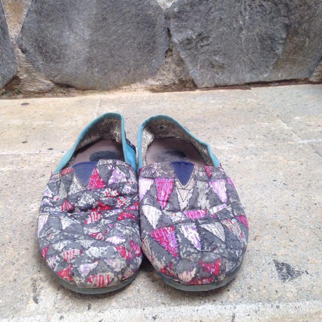 Wakai Tribal Shoes