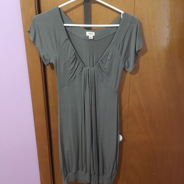 Wilfred Grey Dress