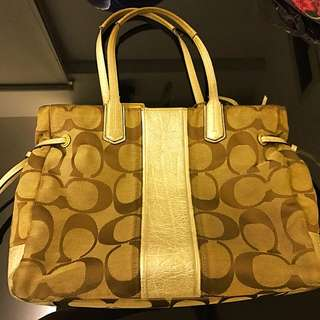 Pre-owned authentic Coach bag