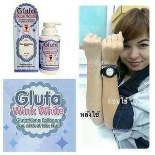 Gluta Wink White Lotion