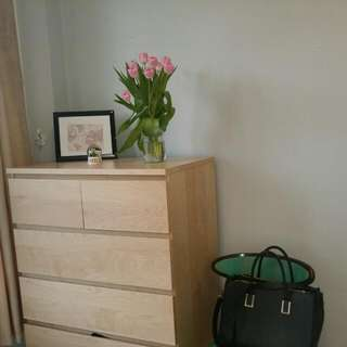 Ikea 6 Chest Drawer
