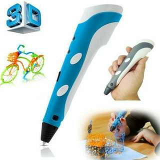 New Duratech 3D Printing Pen (Normally $159)